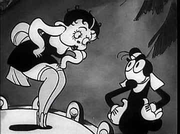 Image result for betty boop dizzy dishes