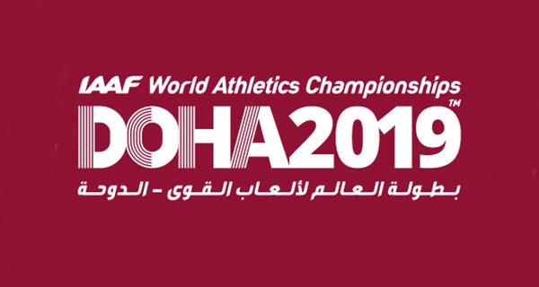 Mondiali Atletica Calendario.Campionati Del Mondo Di Atletica Leggera 2019 Wikipedia