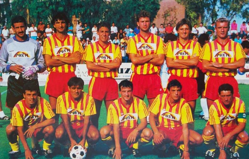 Unione Sportiva Lecce 1989-1990 - Wikipedia