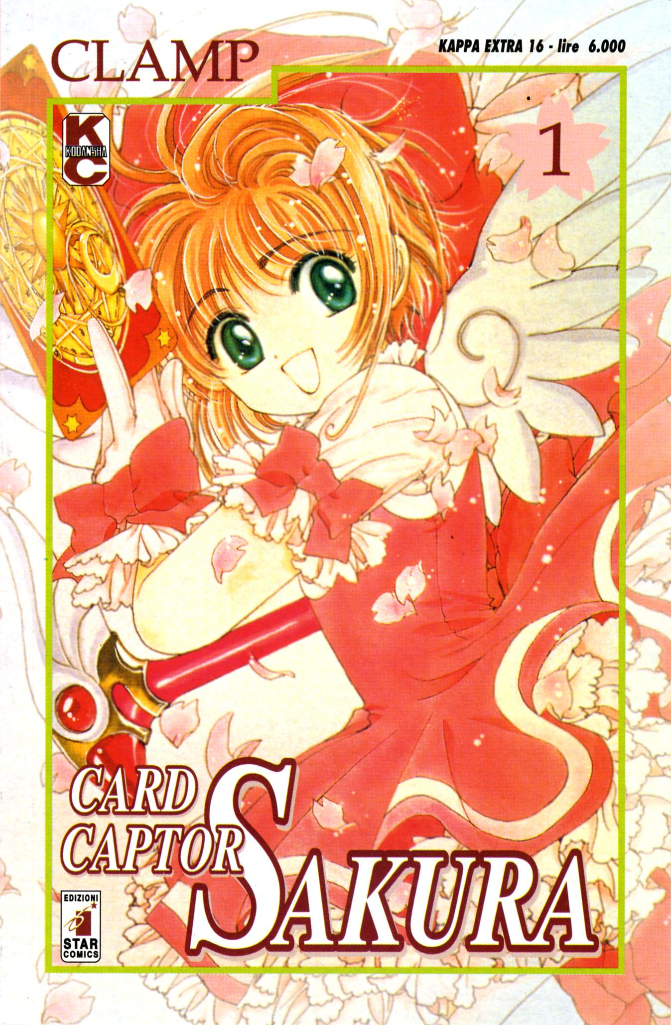 Card Captor Sakura Wikipedia