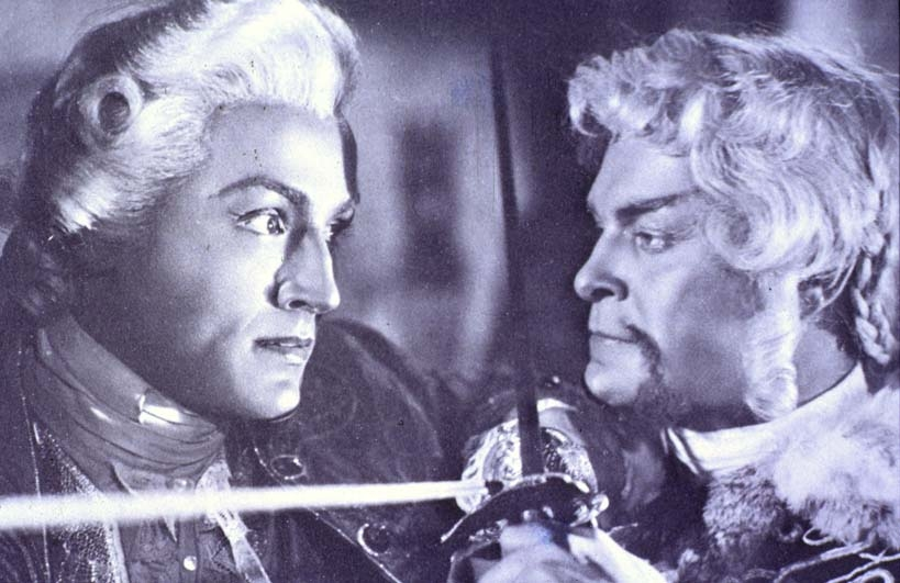 Il cavaliere misterioso film 1948 wikipedia for Sanson arredamenti