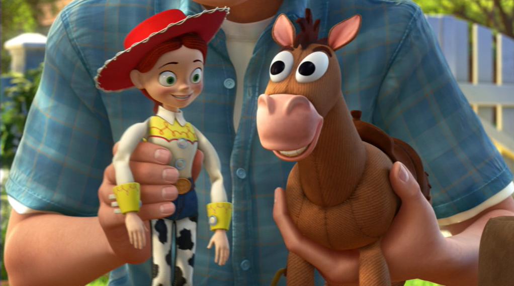 Bullseye (Toy Story) - Wikipedia