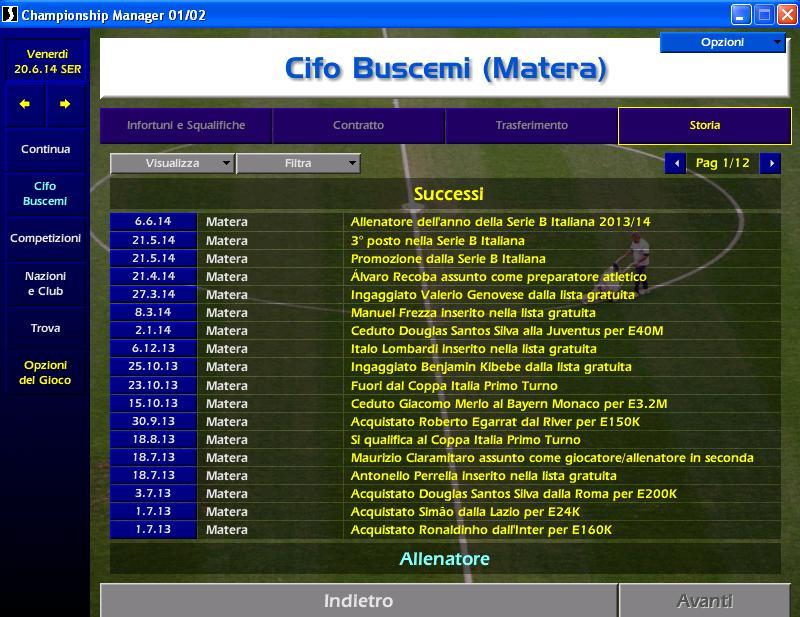 scudetto 2012 gratis