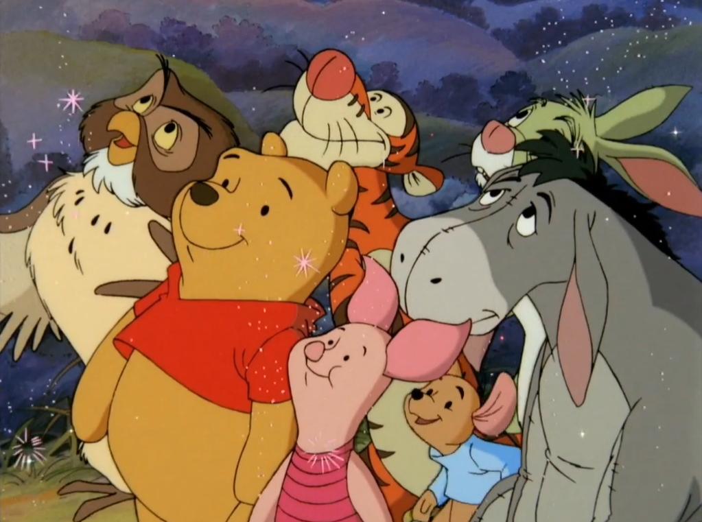Le nuove avventure di winnie the pooh wikipedia