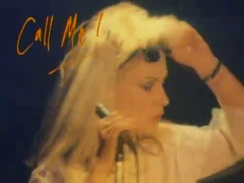 Blondie - Call Me = Llámame (Tema De La Película Paramount American Gigolo)