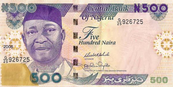 Naira nigeriana - Wikipedia 68334387670a2