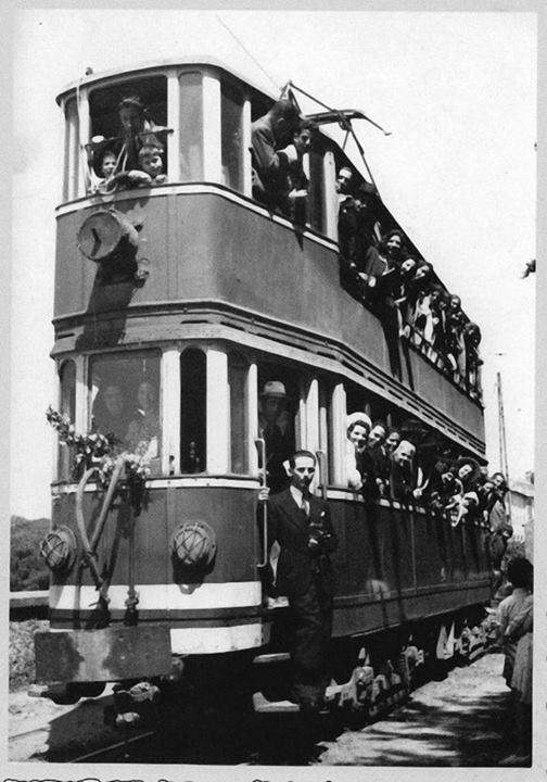 tram stefer  motrici a due piani