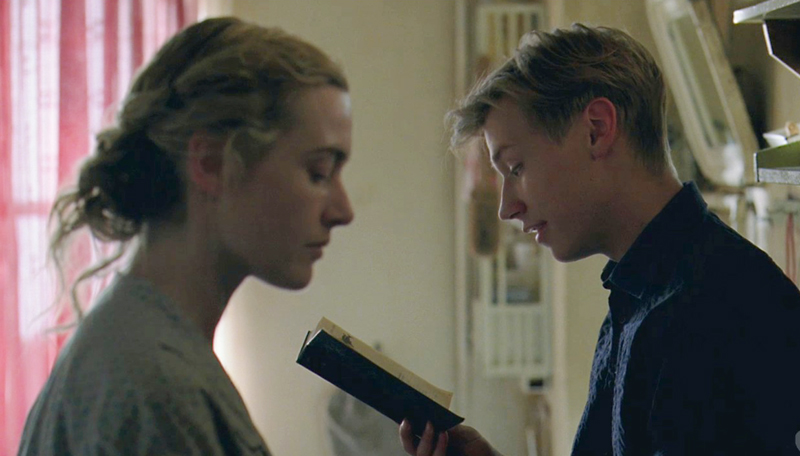 The Reader - A voce alta - Wikipedia Kate Winslet