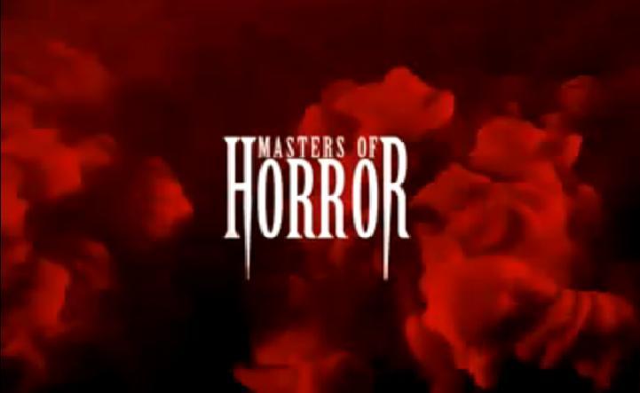 Masters Of Horror Wikipedia