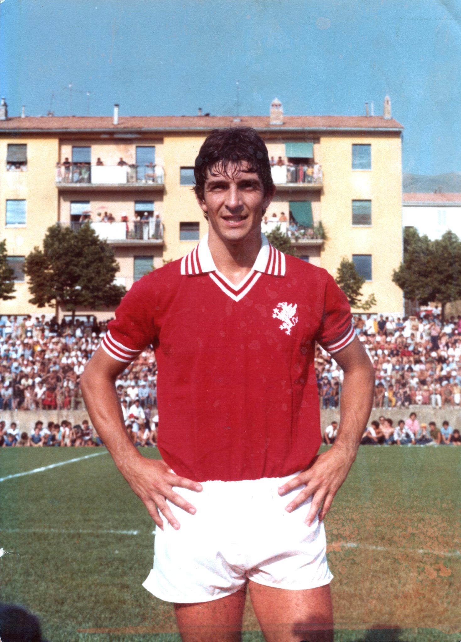 Paolo Rossi calciatore 1956