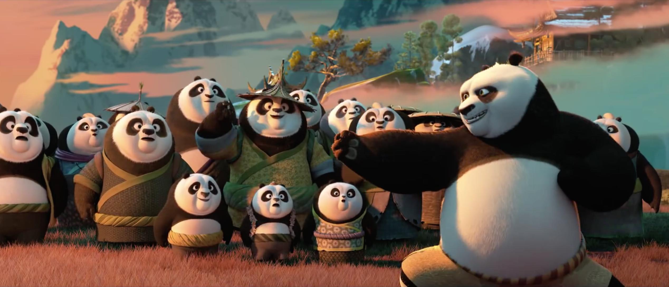 Kung Fu Panda 3 Wikipedia