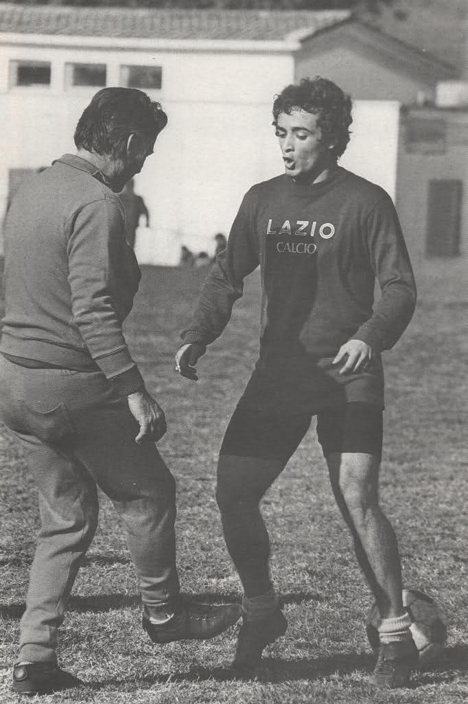 File:SS Lazio - Tommaso Maestrelli e Vincenzo D'Amico.jpg - Wikipedia