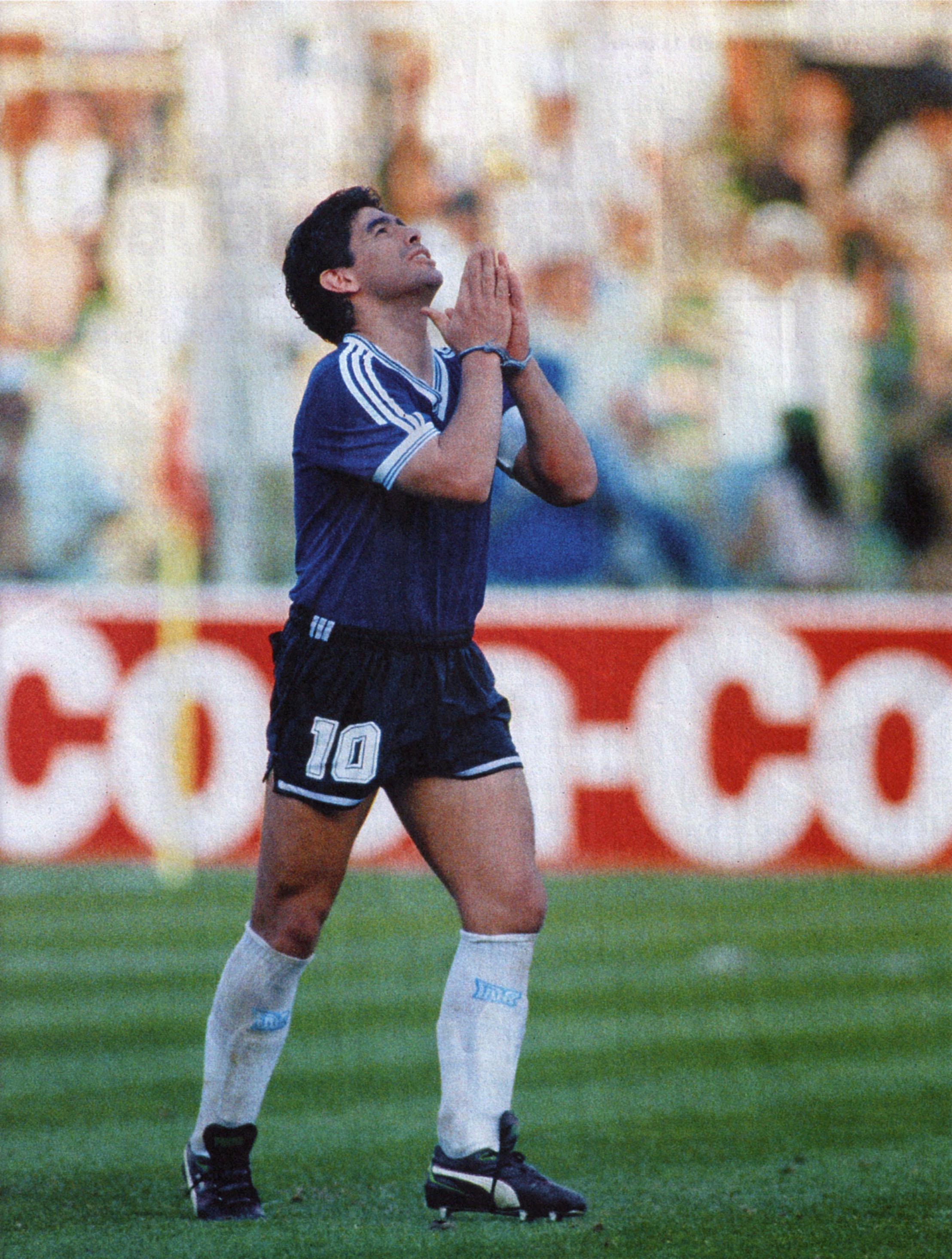 Maradona Mundial 90´