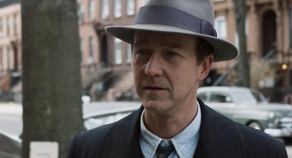 film al cinema a novembre, Motherless Brooklyn - I Segreti di una città, Edward Norton