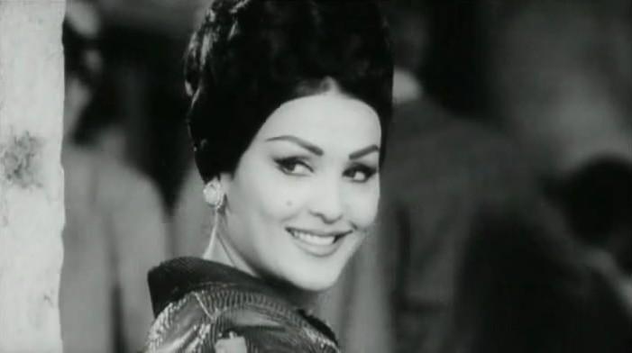 Moira Orfei nel film