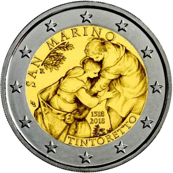 62309392ee 2 euro commemorativo san marino 2018 tintoretto.jpg