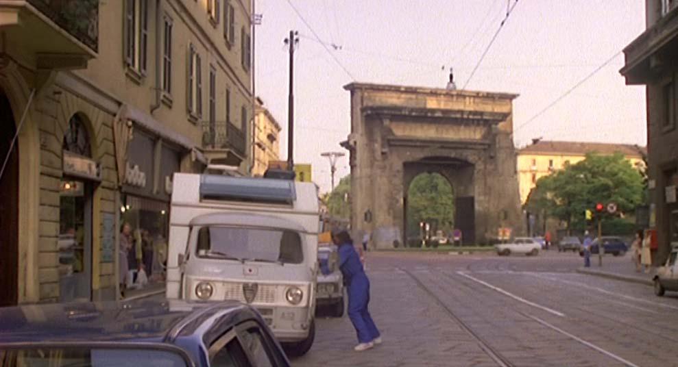 Delitto a porta romana wikipedia for Di bartolo arredamenti srl