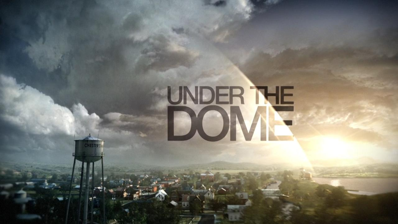 Under The Dome Staffeln