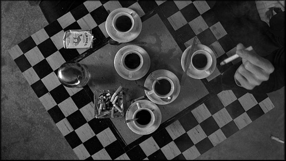 Coffee and Cigarettes ... Cate Blanchett