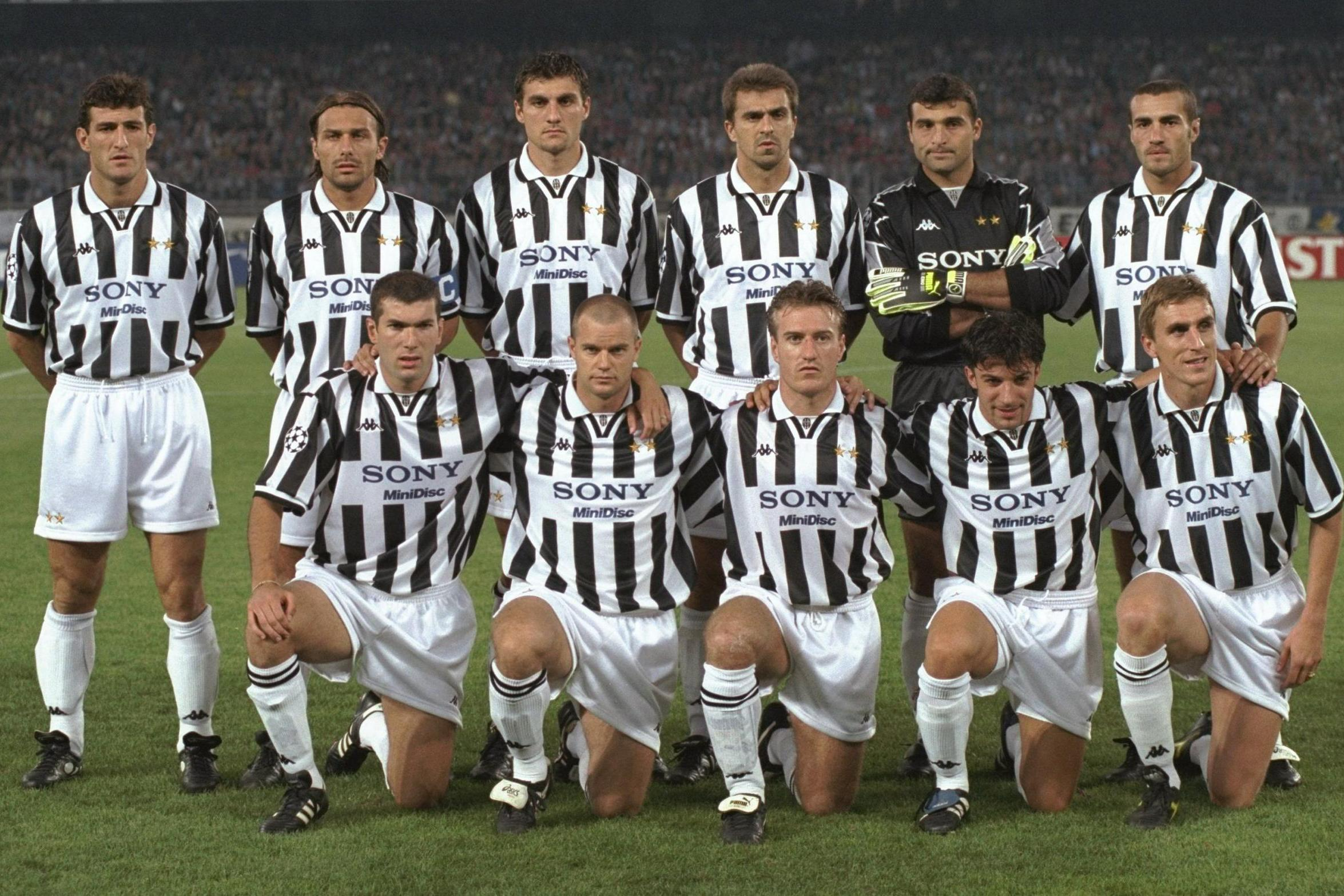 Serie A 1996-1997 - Wikipedia