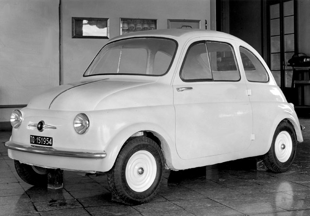 Fiat Nuova 500 Wikipedia