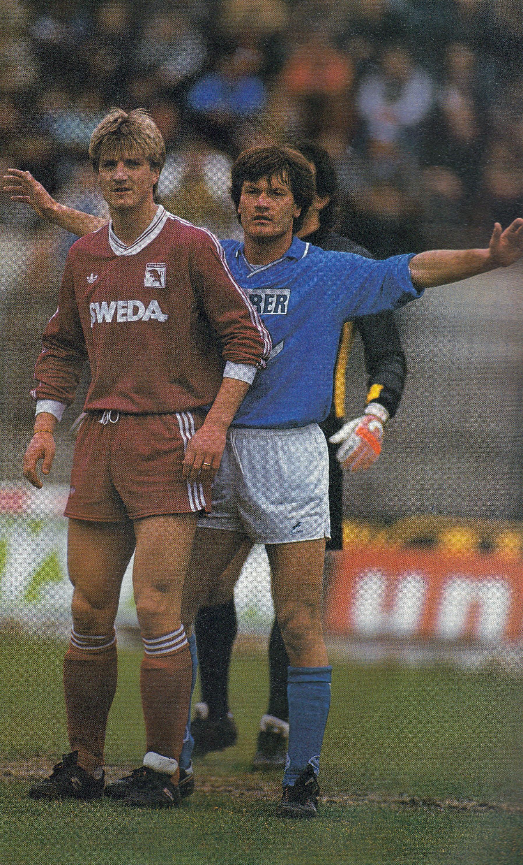 Wim Kieft al Torino nella stagione 1986 1987