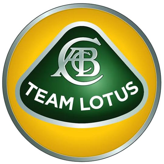 Risultati immagini per lotus 2010 f1 logo png