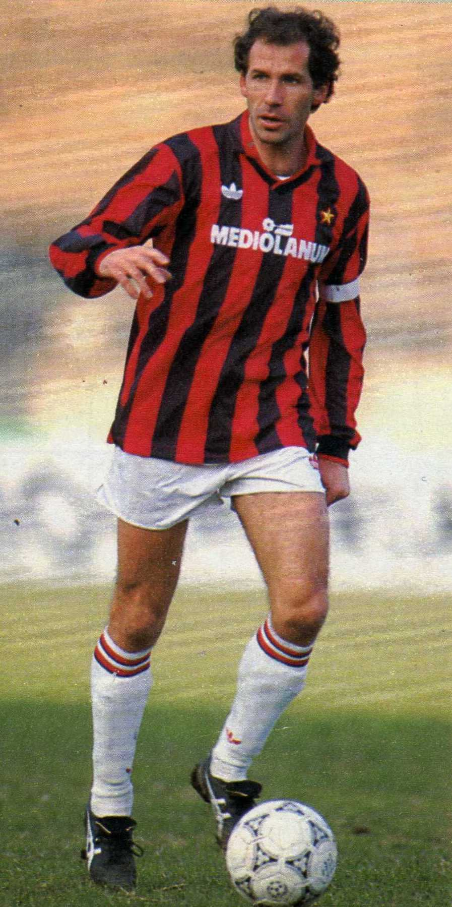 Milan e Adidas nel 1991 | Numerosette Magazine
