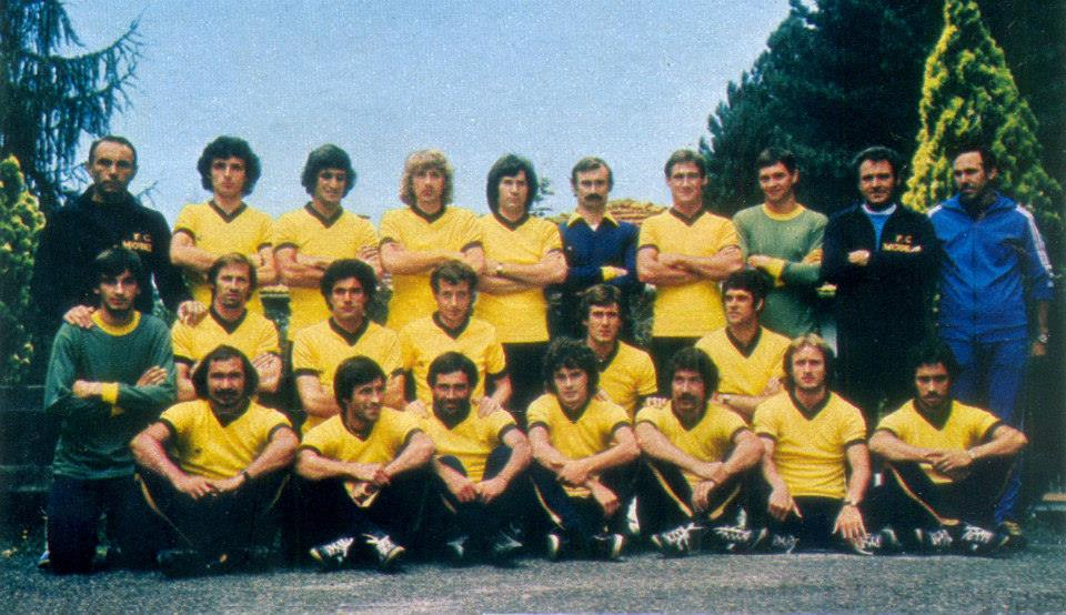 Calendario Modena Calcio.Modena Football Club 1977 1978 Wikipedia