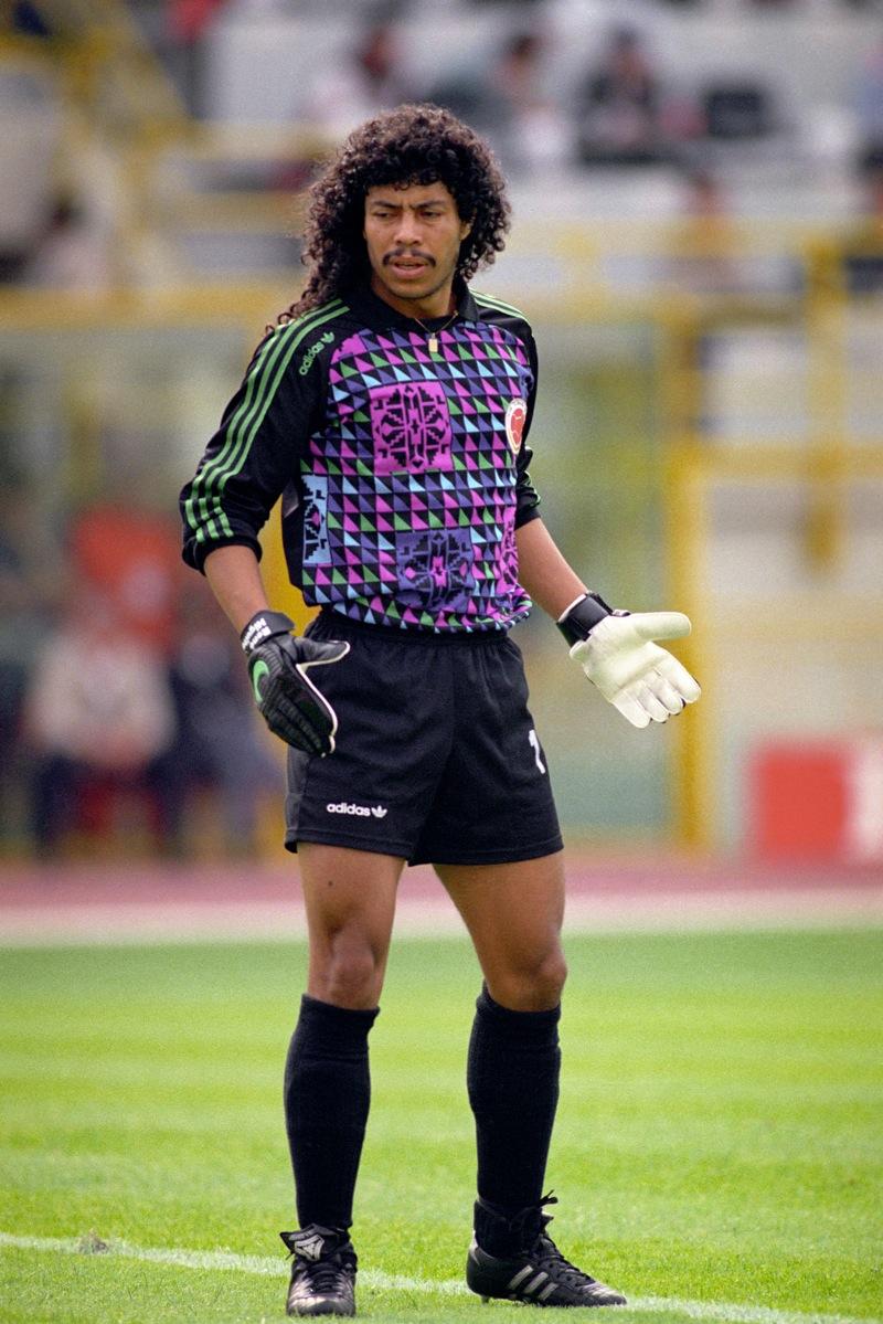 Juan Carlos Ferro: Higuita, Colombian soccer player