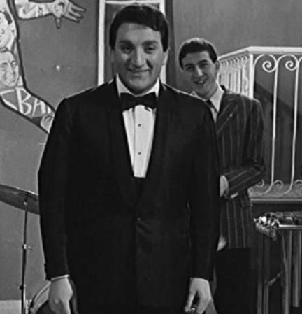 Nella foto: Tony Dallara nel 1961