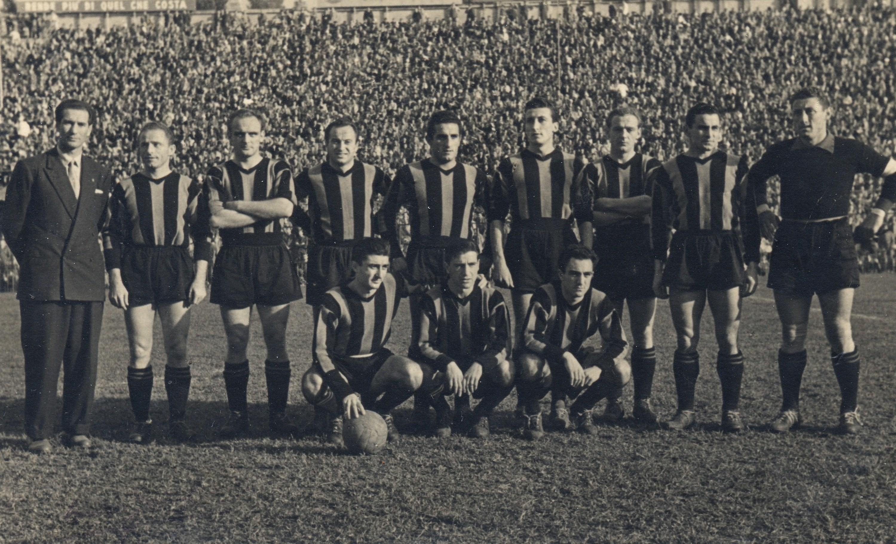 Risultato immagini per atalanta 1949-50