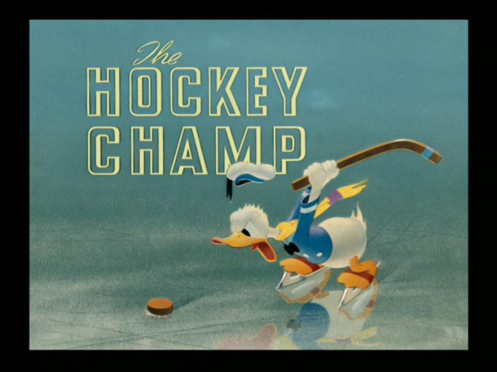 Paperino campione di hockey wikipedia