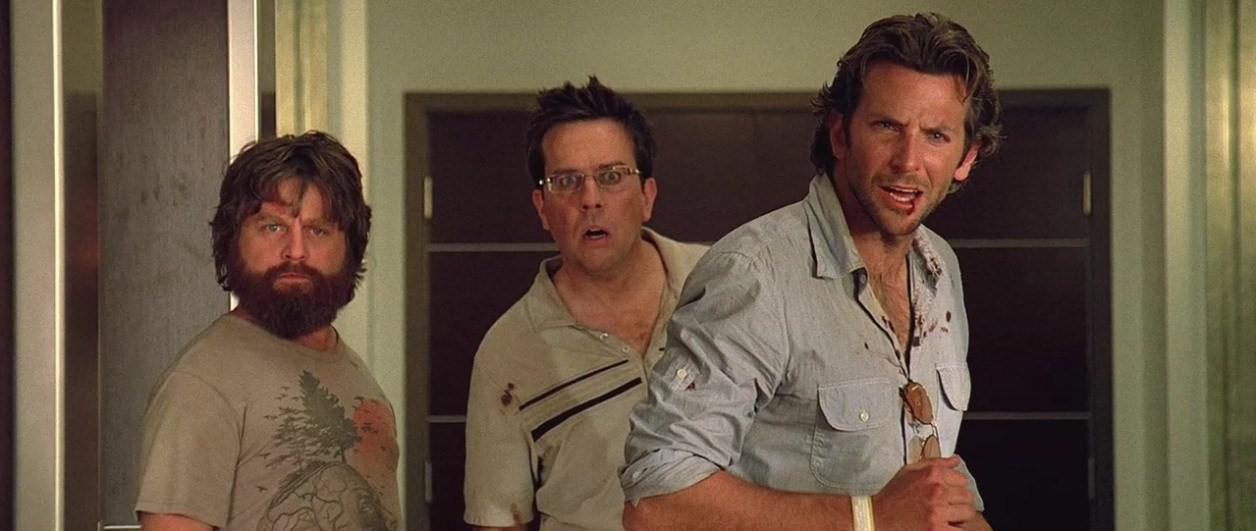 Sintesi del film: tre persone che sono increduli di ciò che non ricordano di aver fatto nella loro notte brava