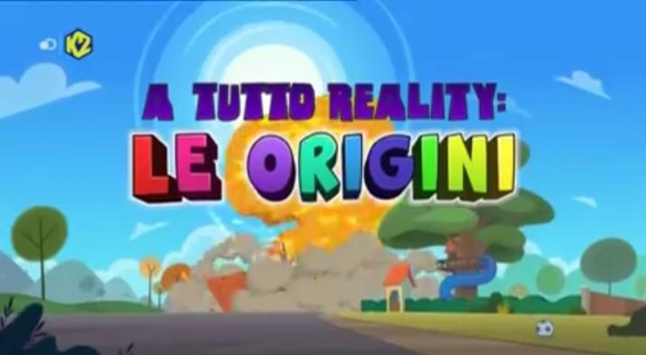 A Tutto Reality Le Origini Wikipedia