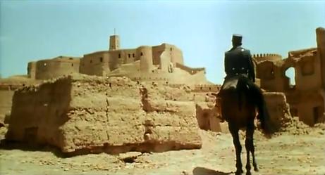 il deserto dei tartari fortezza bastiani