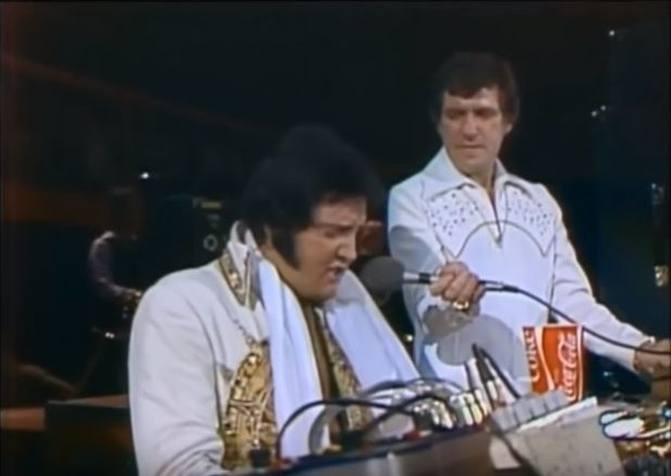 Tony And Joe S >> Elvis in Concert (speciale TV CBS) - Wikipedia