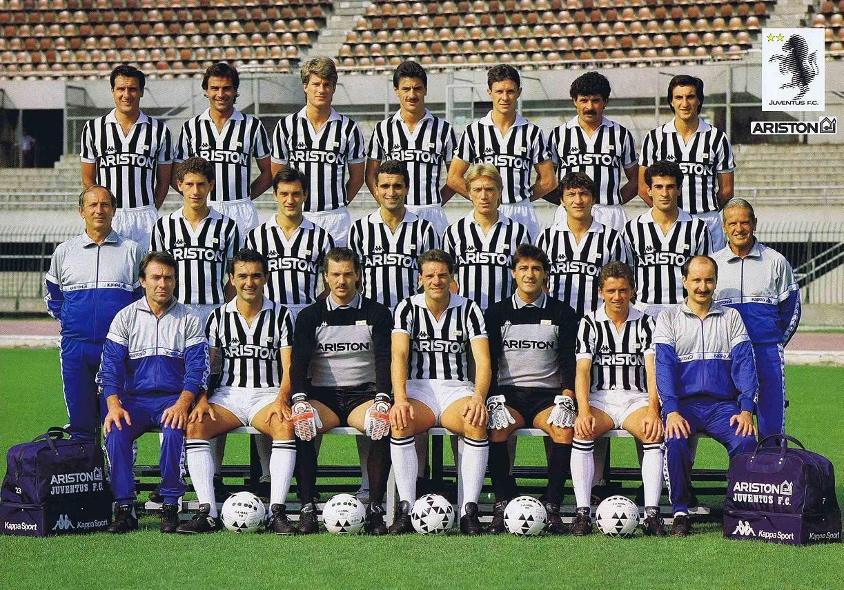 Juventus Football Club: Juventus Football Club 1987-1988