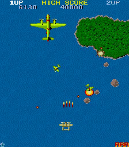 1942 (videogioco) - Wikipedia