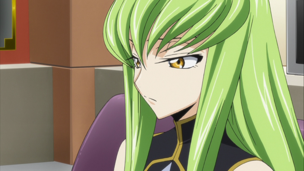Excited Code geass cc life. There's