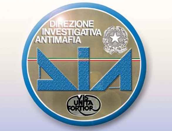 Direzione Investigativa Antimafia - Wikipedia