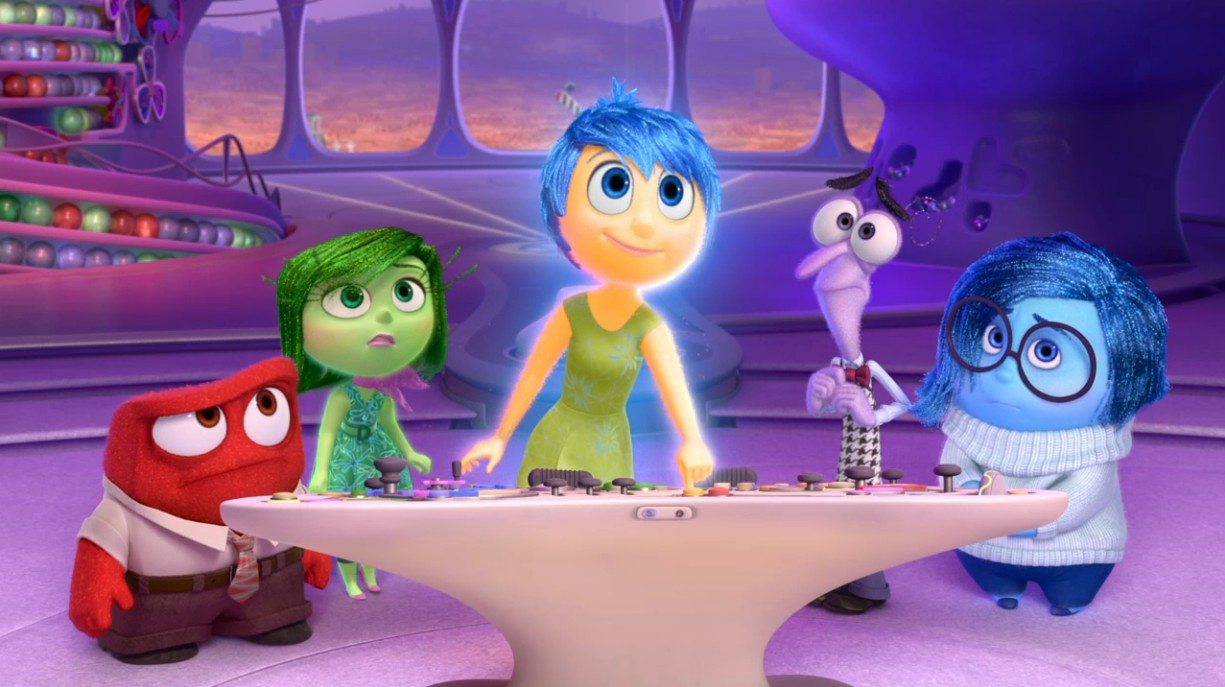 Inside Out Film 2015 Wikipedia