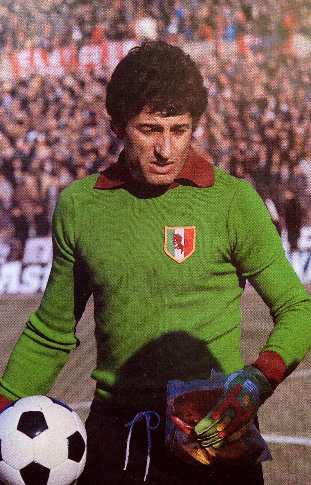 Luciano Castellini al Torino stagione 1976 1977
