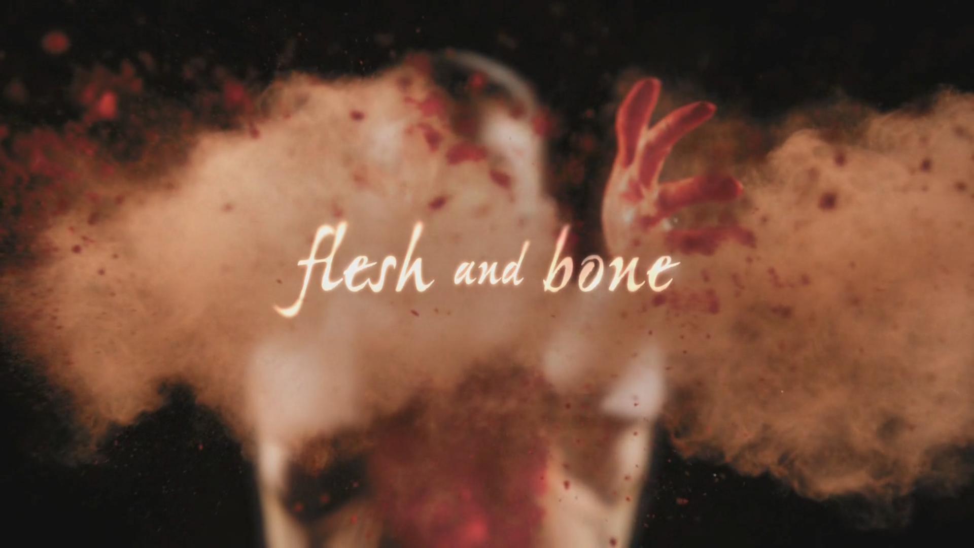 Flesh And Bone Miniserie Televisiva Wikipedia