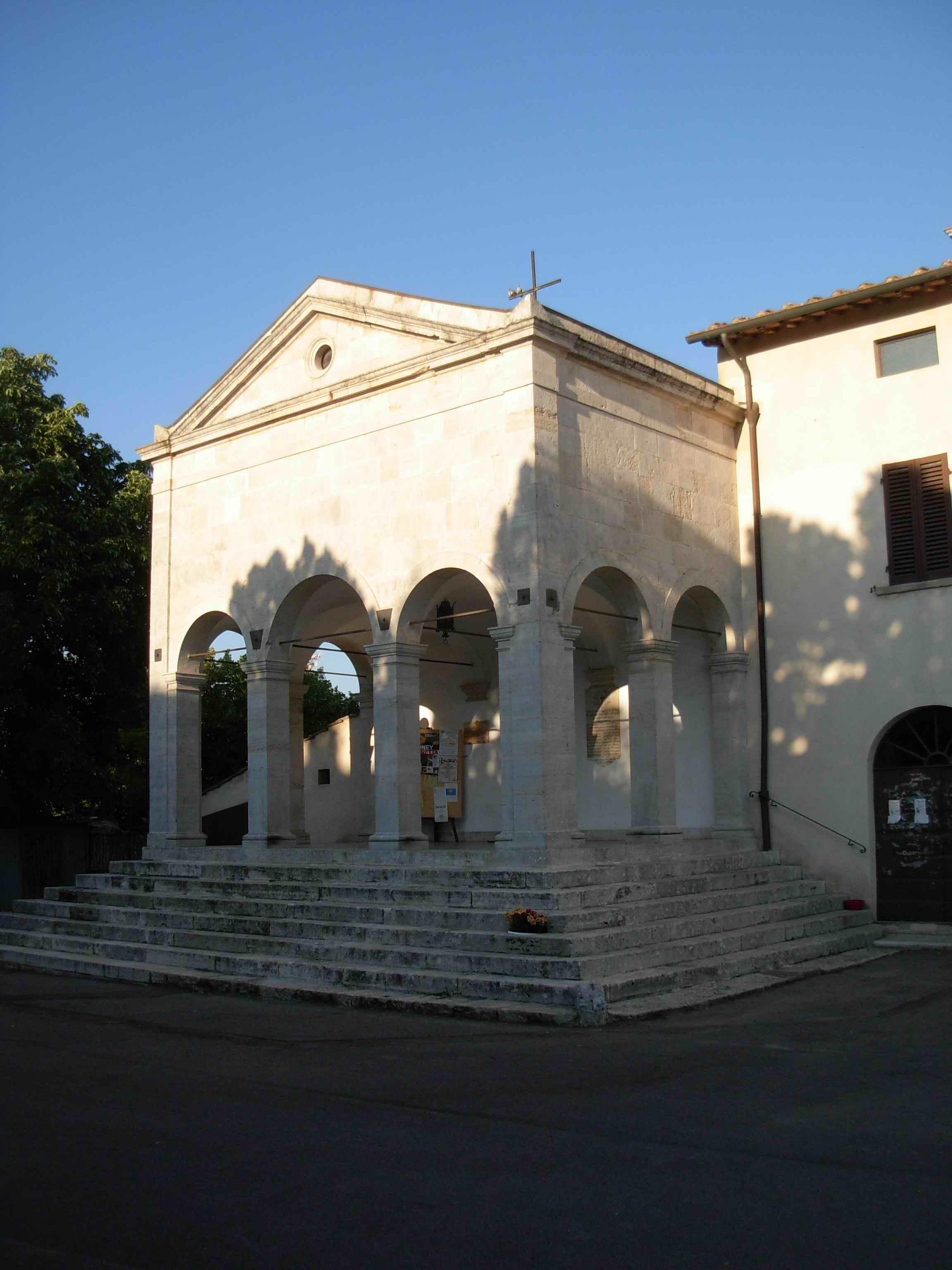 Chiesa San Marziale, Gracciano