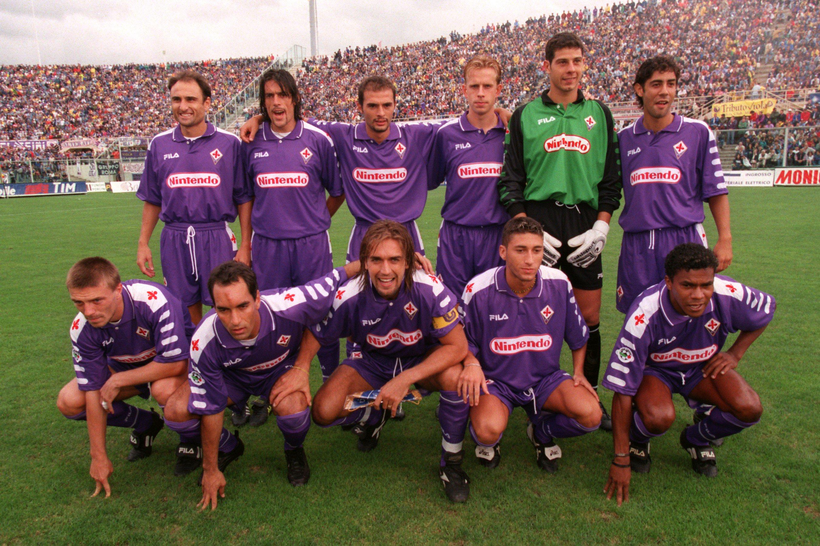 Rui Costa Fiorentina