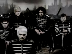 My Chemical Romance, Welcome to the Black Parade (Samuel Bayer).png