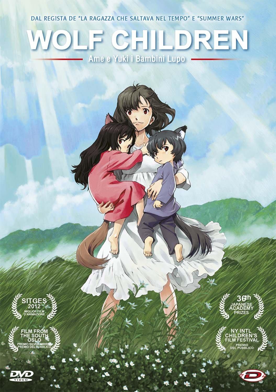 Wolf Children - Ame e Yuki i bambini lupo - Wikipedia