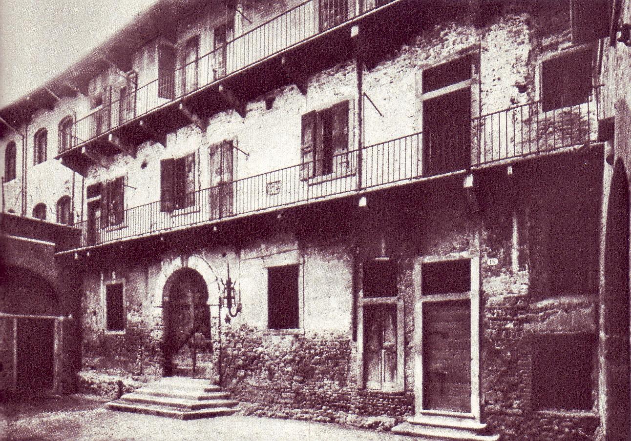Casa di giulietta wikipedia - Immagini della casa ...