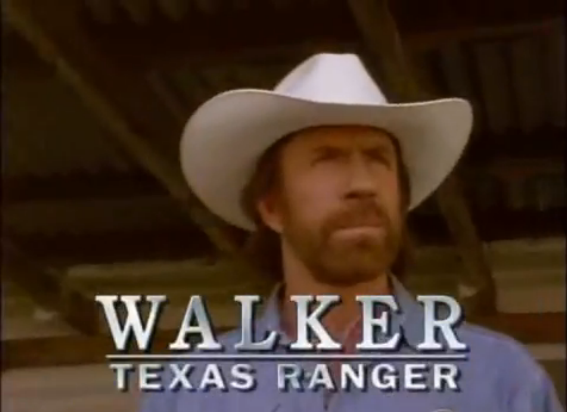 Walker Texas Ranger Hot Diggety Dog